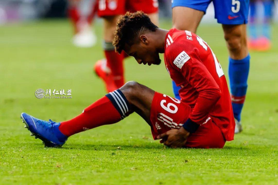 德甲第23轮 拜仁1:0赫塔 哈马破门 多赛一场追平多特11